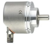 Absolute multiturn encoder with solid shaft -- RMV300 -Image