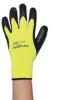Coated Gloves,XL,Hi Vis Yellow,PR -- 9DVU4