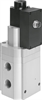 MPPES-3-1/2-2-010 Proportional pressure regulator -- 187328