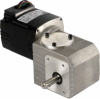 30R-3RD Series AC Right Angle Gearmotor -- Model N8502 - Image