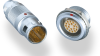 Short Self-Latching Multipole Connectors -- 2C/2G Series - Image