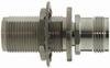 5208 Coaxial Adapter, Bulkhead Feedthru (Type N, 18 GHz)