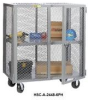 All-Welded Industrial Duty Security Truck -- HSC-A-2448-6PH -Image