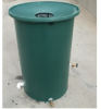 100 Gallon Agua Fria Rain Barrel -Plus -- AF-100PLUS - Image