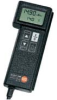 testo 230, water analysis instr., with 2 electrode clips and battery -- 0560 2304