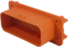 AMPSEAL Series PCB Headers -- 1-776180-6 - Image