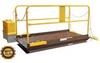 Hydraulic Truck Dock Scissor Lift -- HWL-100-5-78 -- View Larger Image