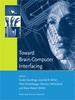 Toward Brain-Computer Interfacing -- 9780262256049