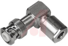connector,rf coaxial,mhv(high voltage)rt angle plug,std clamp,rg59,62,140,210 -- 70142980