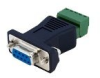 StarTech.com RS422 RS485 Serial DB9 to Terminal Block Adapter - serial adapter -- DB92422
