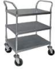Advance Tabco Stainless-Steel Carts -- hc-19999570 - Image