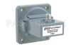 WR-112 UG-138/U Square Cover Flange to SMA Female Waveguide to Coax Adapter Operating from 7.05 GHz to 10 GHz -- PEWCA1040 - Image