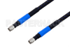 1.85mm Male to 1.85mm Male Precision Cable 48 Inch Length Using High Flex VNA Test Coax -- PE3TC0800-48 -- View Larger Image