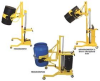 EasyLift Drum Dumpers With Manual Rotation -- HED600-OPTION-S -Image
