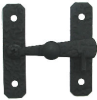 Shutter Latch, Bar Type, Wrought Iron -- 778067