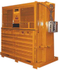 V84HD Vertical Baler