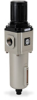Pneumatic / Compressed Air Filter-Regulator: 1 inch NPT female ports -- AFR-6833-M