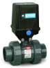 Hayward® EAU Series Actuators & True Union Ball Valves -- 20867