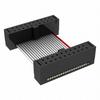 Rectangular Cable Assemblies -- FFSD-10-D-04.00-01-N-RN2-ND -Image