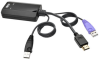 NetDirector HDMI USB Server Interface Unit with Virtual Media and CAC Support (B064-IPG Series), USB and HDMI -- B055-001-UHD -- View Larger Image
