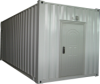 ISO Container Telecom Shelters -- ZXCAB - Image