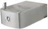 Freeze-resistant, Wall Mounted, Barrier-free, Satin Finish Stainless Steel Drinking Fountain -- 1109FR