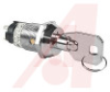Switch, KEYLOCK, HIGHT SECURITY, ON-NONE-ON, 1&3 REMOVABLE KEY Position -- 70192895 - Image