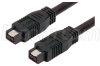 IEEE-1394b Firewire Cable, Type B - Type B, 1.0m -- CSM94BB-1M