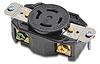 20A Heavy-duty Single Receptacle: locking, 125/250 VAC, NEMA L14-20 -- 71420FR