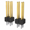 Rectangular Connectors - Headers, Male Pins -- 77313-885-40LF-ND