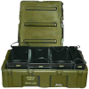 Pelican Roto-Molded Medical Tote Case - Olive Drab -- PEL-472-MED-4-TOTE-137 -Image