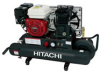 Hitachi 5.5-HP 8-Gallon Wheelbarrow Air Compressor -- Model EC2510E