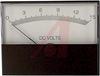 DC Voltmeter, 0-15 VDC -- 70009744 - Image