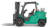 Internal Combustion Forklift -- FG55N