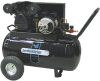 Industrial Air 1.6-HP Cast Iron Horizontal Air Compressor -- Model IP1682066