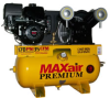 MAXair 11-HP Single-Stage Truck Mount Air Compressor -- Model 11G30TRKE-H-MAP