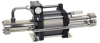 Two Stage Gas Booster -- DLE15-30