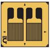 Dual Grid Precision Strain Gage -- SGD-2/1000-DY41