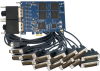 PCI Express RS-232 Serial Interface -- 7161e
