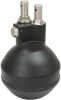 High Pressure Vessel with Pyrotechnic Actuator -- IPV2 -- View Larger Image