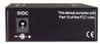 L-com Ethernet Media Converter 10/100TX to 100FX SM SC 40km -- LCMC-SA-40 -Image