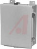 Enclosure; Steel; 12 in.; 10 in.; 5.0 in.; UL Listed, CSA Certified, JIC, IEC -- 70165206