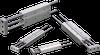 Compact Thruster Pneumatic Slide, Series SxL/SxH