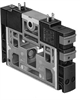 CPV18-M1H-5JS-1/4 Solenoid valve -- 163191