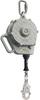 DBI-SALA Sealed-Blok Magnetic Retraction Control Silver Self-Retracting Lifeline - 50 ft Length - 840779-10883 -- 840779-10883