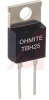 Resistor;Thick Film;Res 5.1 Ohms;Pwr-Rtg 25 W;Tol 5%;Radial;TO-220;Heat Sink -- 70024200