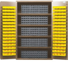 Heavy-Duty All-Welded Storage Cabinets -  - QSC-BG-QIC161 - Image