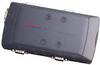 4 Port Compact KVM Switch including Cables -- CS-914C - Image