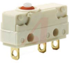 Switch, Subminiature, Snap-Action, Solder Terminal, Plain Plunger Actuator -- 70162387