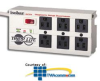 Tripp Lite 6 AC Outlet Ultra Diagnostic Surge Suppressor -- ISOBAR-6-ULTRA -- View Larger Image